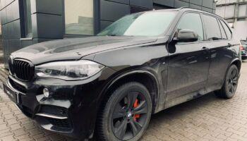 Chiptuning BMW X5 F15 M50D 381 HP