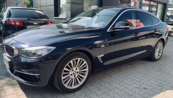 Chiptuning w BMW 3GT 313 HP