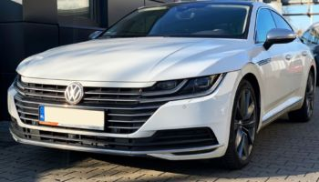 Chiptuning w VW Arteon