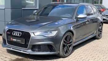 Tuning Audi RS6
