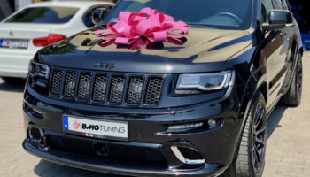 Jeep Grand Cherokee SRT | BMG Tuning