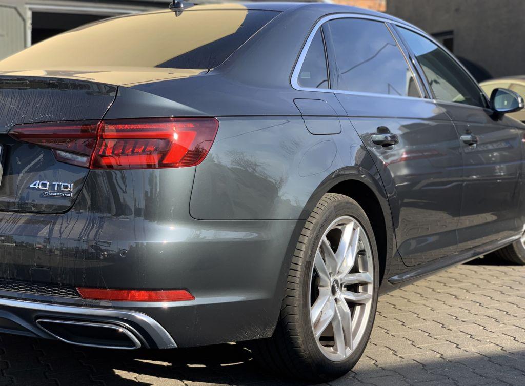 Audi A4 40 TDI chiptuning