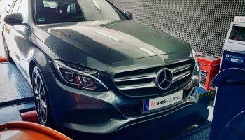 Chiptuning Mercedes W205 C220 CDI