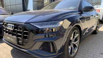 Chiptuning i aktywny wydech w Audi SQ8