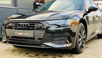 Aktywny wydech w Audi A6 C8