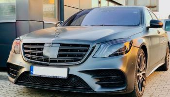 Mercedes W222 tuning