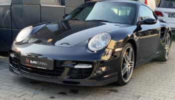 Wydech Capristo w Porsche