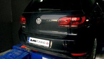 VW Golf VI 2.0 TDi 110 HP