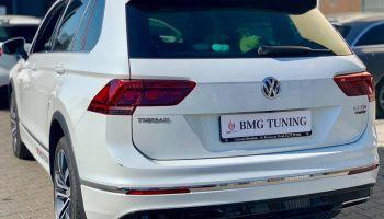 Aktywny wydech w VW Tiguan 4×4