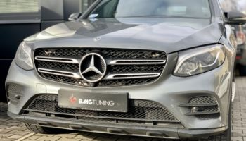 Chiptuning w Mercedesie GLC 220 CDI