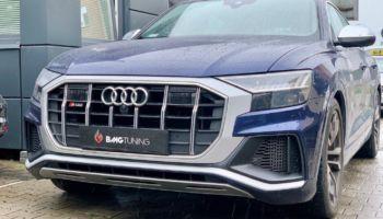 Aktywny wydech w Audi SQ8