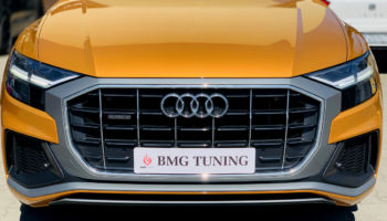 Jak działa aktywny wydech w Audi Q8?