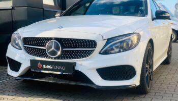 Mercedes CLA 43 AMG i aktywny wydech