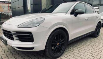 Aktywny wydech Porsche Cayenne