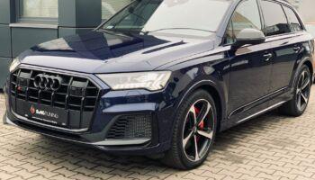 Tuning Audi SQ7
