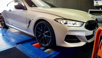 Chiptuning w BMW 840D Xdrive