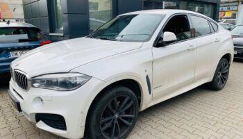 Aktywny wydech w BMW X6