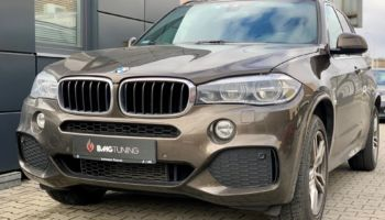 Chiptuning w BMW X5 F15 3.0d 258 HP