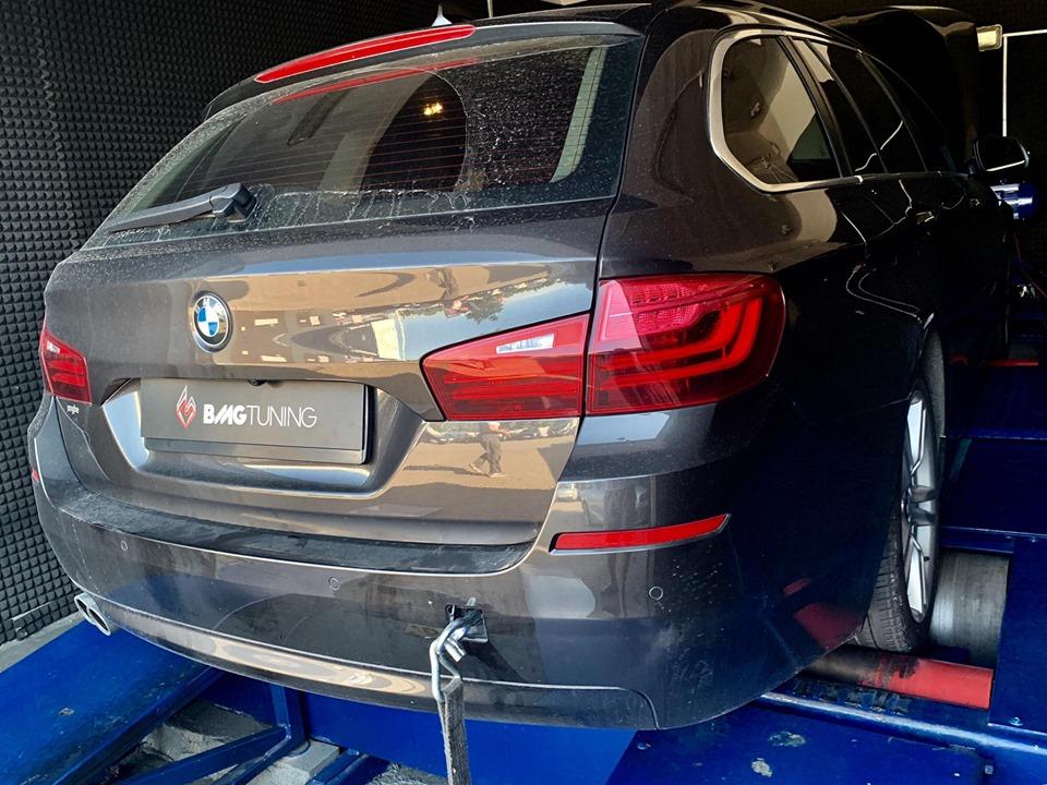 Chiptuning BMW F11 520D 190 HP