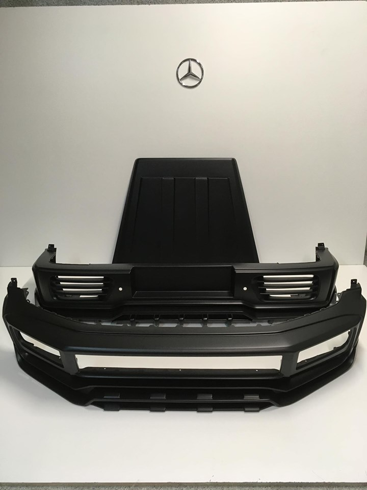 body kit mercedes g