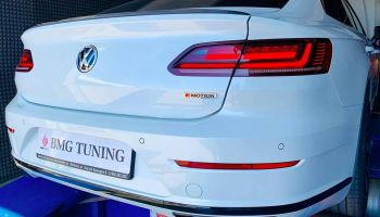 Chiptuning VW Arteon