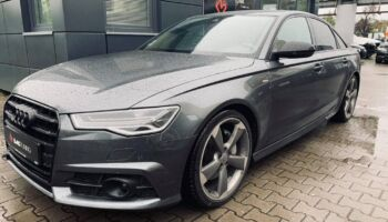 Chiptuning w Audi A6 C7 252 HP