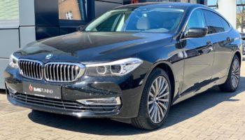 Chiptuning w BMW 6 GT 190 HP 2019