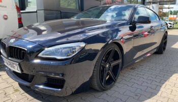 Chiptuning BMW 650i F06 450 HP + Supersprint Exhaust