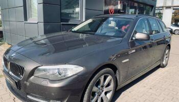 Chiptuning w BMW F11/F10 525d 204 HP