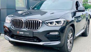 Chiptuning w BMW G02 X4