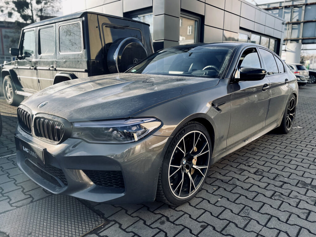 chiptuning bmw m5 f90 competition