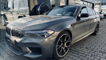 Chiptuning w BMW M5 F90 Competition