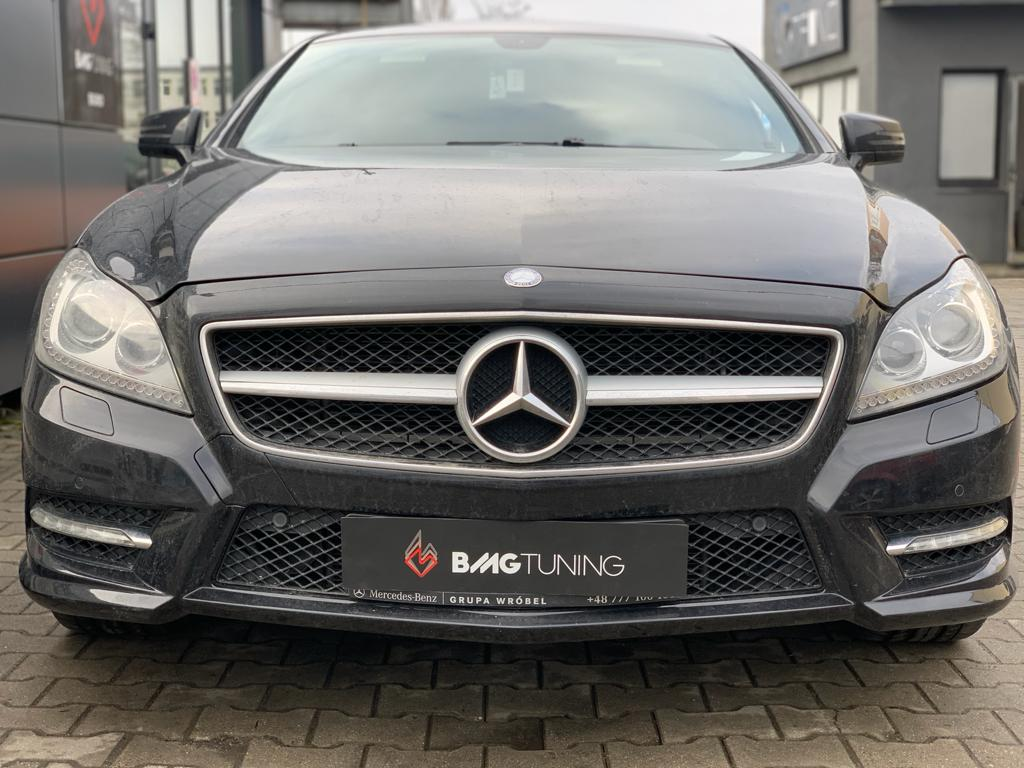 chiptuning cls 550