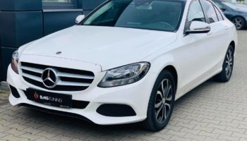 Chiptuning w Mercedesie W2015 C160 129 HP