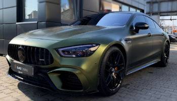 Mercedes AMG GT 4 Door Tuning