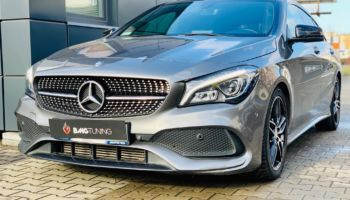 Chiptuning w Mercedesie CLA 220 184 HP