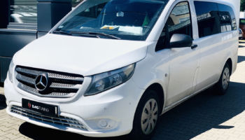 Chiptuning w Mercedes Vito W447