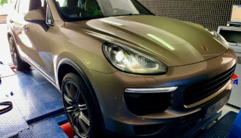 Chiptuning Porsche Cayenne 3.0 Diesel