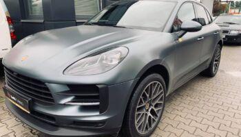 Chiptuning w Porsche Macan 2.0 245 HP