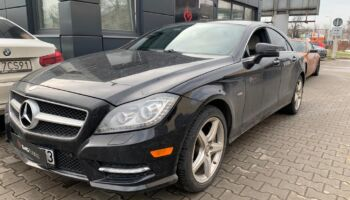 Chiptuning w Mercedes CLS 550 W218 408 HP