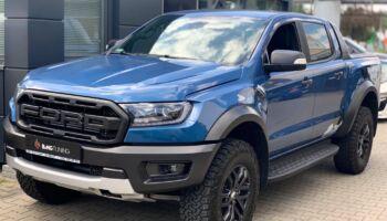 Tuning wydechu w Ford Ranger Raptor