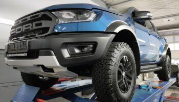 Ford Ranger Tuning