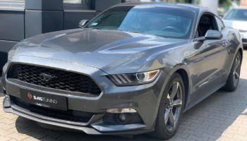 Ford Mustang V6 i sportowy wydech od Borla Exhaust