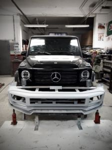 mercedes g body kit