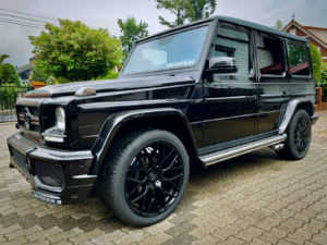 mercedes g350 tuning