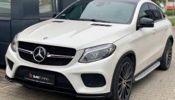 Aktywny wydech w Mercedesie GLE