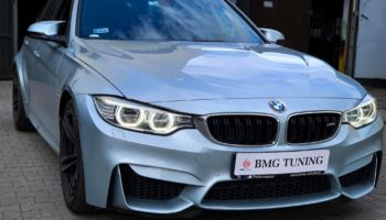 Tuning BMW M3 F80 | Chiptuning + POP&BANG