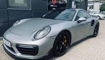 Tuning Porsche 911 991.2