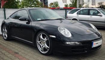 Aktywny wydech w Porsche 911